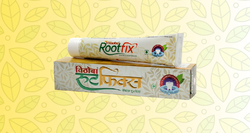 How To Fix Your Oral Care Problem With Vithoba Rootfix