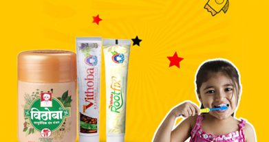 How To Support Healthy Teeth For Kids With Vithoba Oral Care Range